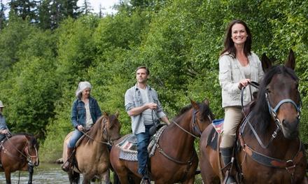 Oferta Paseo a caballo