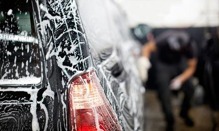 Oferta Lavado interior y exterior coche