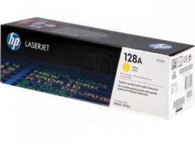 Tóner HP CE322A Amarillo