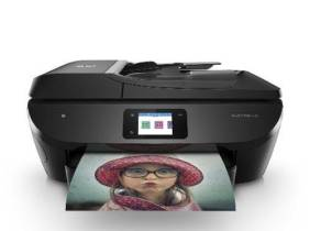 Impresora HP ENVY Photo 7830 Negro