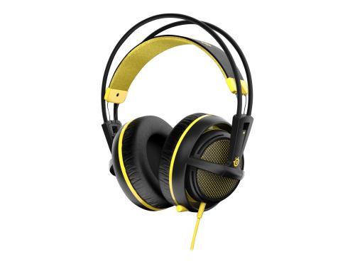 Auriculares SteelSeries Siberia 200 Amarillo