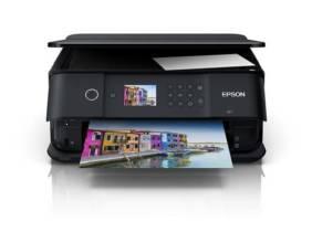 Impresora multifunción Epson Expression Premium XP-6000 Negro