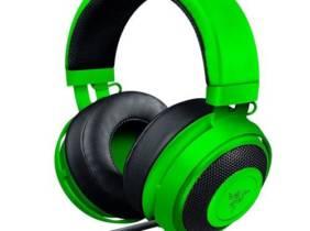 Auriculares Razer Kraken Pro V2 Verde