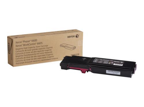 XEROX TONER AC 6600 WC6605 MAG