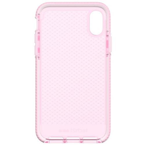 Funda Tech21 Evo Check Rosa Blanca para iPhone X