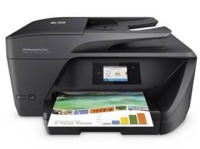 Impresora multifunción HP OfficeJet Pro 6960 Negro