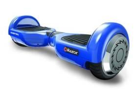 Hoverboard  patín eléctrico Razor Hovertrax Azul
