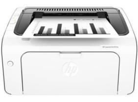 Impresora Láser HP LaserJet Pro M12w Negro Wifi Blanco
