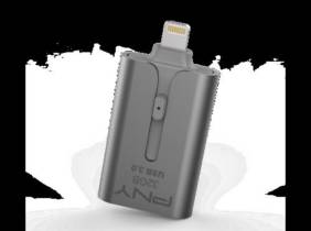 PNY Duo-Link  Memoria USB lightning 32 GB