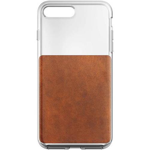 Funda Nomad iPhone Clear para 7 Plus/8 Plus