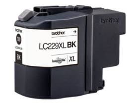 Cartucho de tinta Brother LC229XLBKBP Negro XL