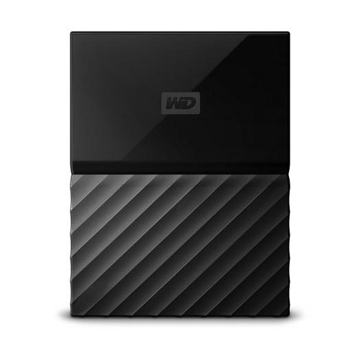 Disco duro externo WD My Passport para Mac 1 TB negro
