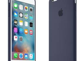 Apple iPhone 6s Plus Funda midnight blue