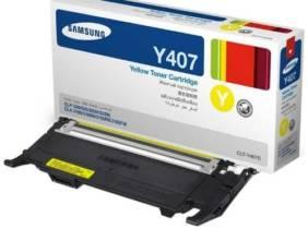 Samsung CLT-Y4072S Toner amarillo