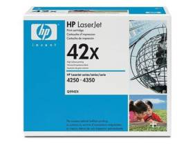 Tóner HP Q5942X Negro XL