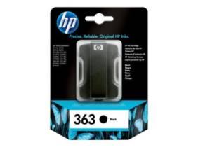 Cartucho de tinta HP 363 negra