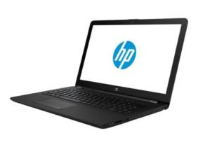 Portátil HP Notebook 15-bs078ns Negro