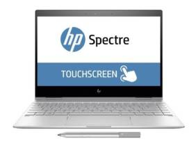 Portátil HP Spectre x360 Convertible 13-ae001ns Plata