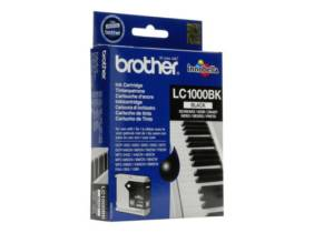 Brother Tinta Negra LC1000BKBP Blister