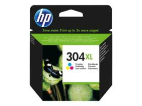 HP tinta 304XL tricolor