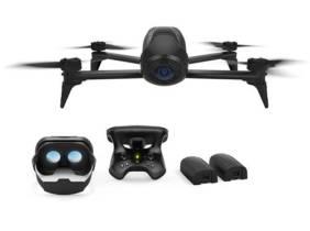 Drone Parrot Bebop 2 Power FPV Negro