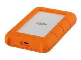 Disco duro portátil Lacie Rugged MiniI USB-C 4 TB