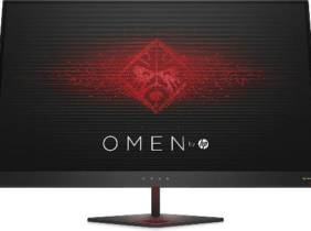 Monitor gaming HP Omen 27'' QHD