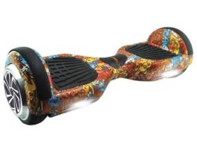 Hoverboard patín eléctrico Whinck Grafitti 3