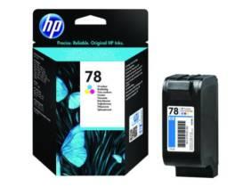 HP 78 tinta tricolor