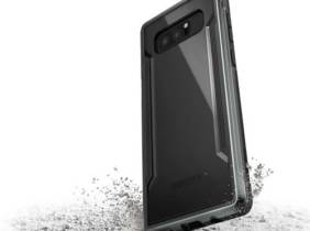 Funda X-Doria Defense Shield Negro para Samsung Galaxy Note 8