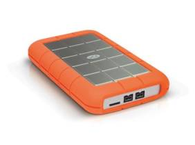 Disco duro portátil LaCie Rugged Triple 1TB