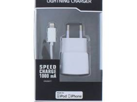T'nB Cargador Ligtning para iPhone y iPod