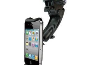 MCA Soporte universal de smartphone para coche