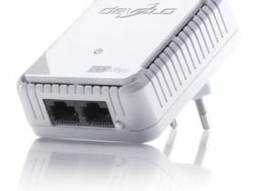 Devolo DLAN 500 Duo Adaptador