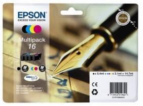 Epson 16 Multipack tintas