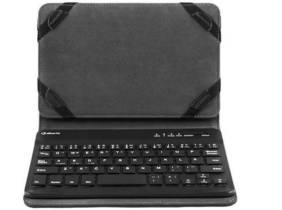 Funda con teclado SilverHT Universal Gripcase 10