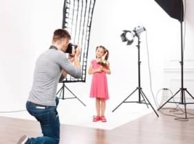 Oferta Sesión de fotos en estudio