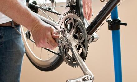 Oferta Puesta a punto y limpieza de bicicleta