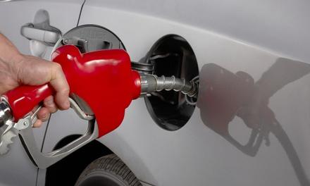 Oferta Cupón descuento para gasolina