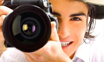 Oferta Curso de fotografía hasta -81%