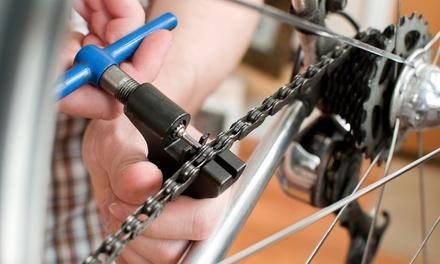 Oferta Revisión general de bicicleta