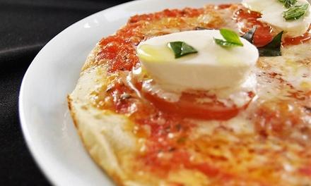 Oferta Pizza y lambrusco en Las Tablas