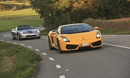 Oferta Conduce Ferrari o Lamborghini