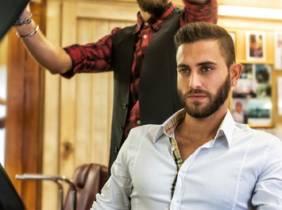 Oferta Peluquería masculina con afeitado