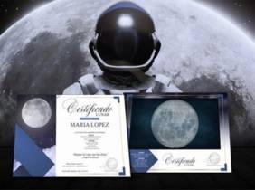 Oferta Asignación de parcela en la Luna