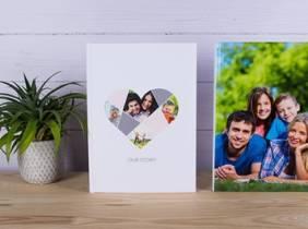 Oferta Fotolibro clásico en formato A4