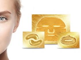 Oferta Mascarilla de colágeno con oro