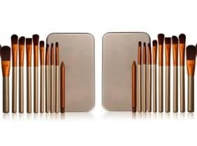 Oferta Pack de 12 brochas de maquillaje