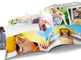 Oferta Álbum de fotos personalizado