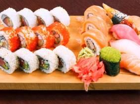 Oferta Menú con 26 piezas de sushi